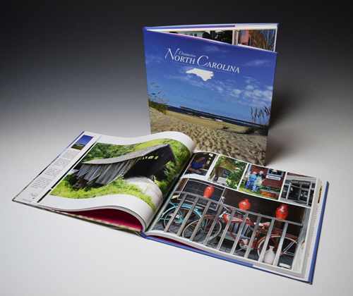 Distinctive NC Book Vol. 1
