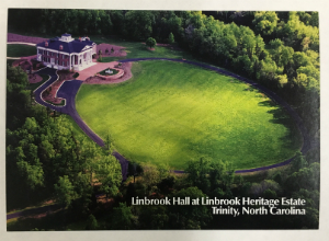 Linbrook Hall Postcard