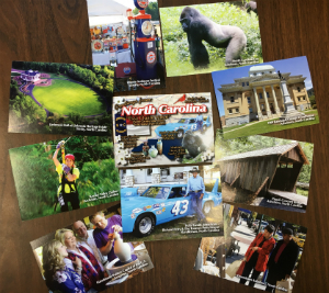 Heart of NC Post Card 10-Pack